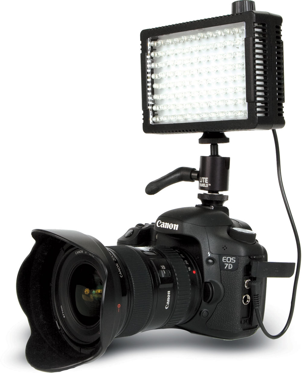Led Light Fixture Flashing On And Off: Litepanels Introduces New MicroPro Hybrid